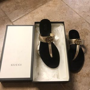 Gucci Thong Sandals